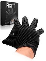 FistIt Masturbation Glove - Black