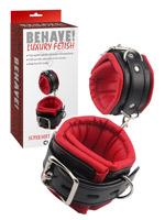 Behave! Luxury Fetish - Super Soft Hand Cuffs