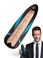 Satisfyer Men Extra Sleeve - Pressure Spiral - package damaged