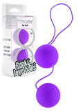 ToyJoy - Funky Love Balls - Purple