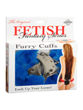 Fetish Fantasy - Furry Cuffs - Blue