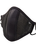 Barcode Berlin - Protective Mask with Filter - Black